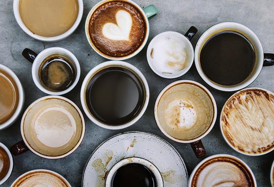 Chữa hiếm muộn bằng liệu pháp cà phê - 1