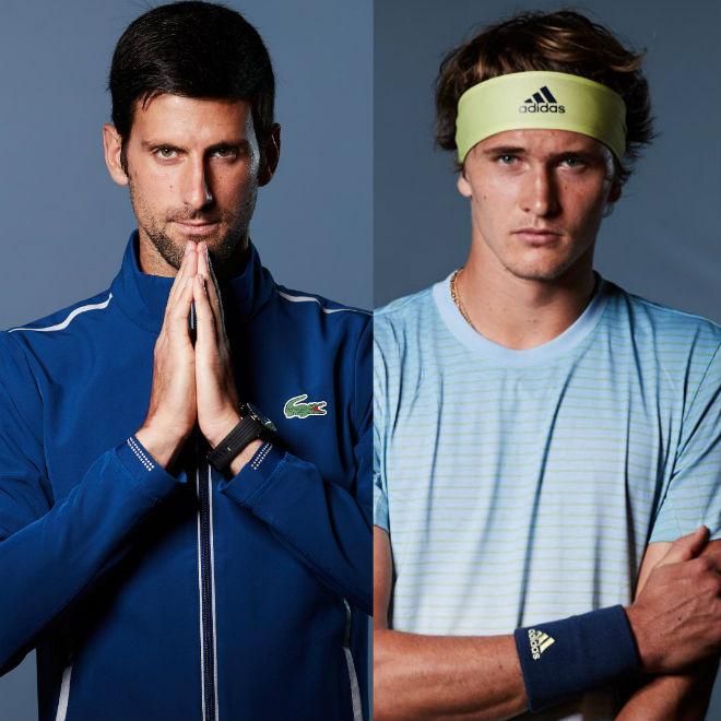 """Chung kết ATP Finals: Djokovic chờ vượt Federer săn """"rừng"""" kỷ lục - 1"""
