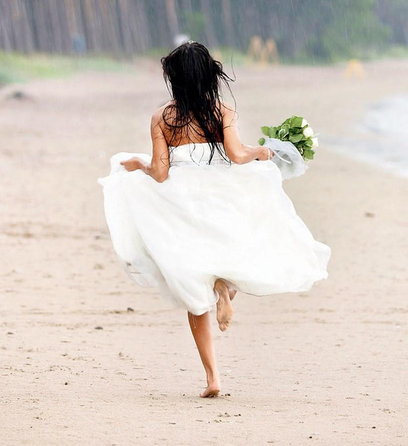 The 19-year-old man will run away before his / her start; wedding, returning to demand for drinks and sweeping applications
