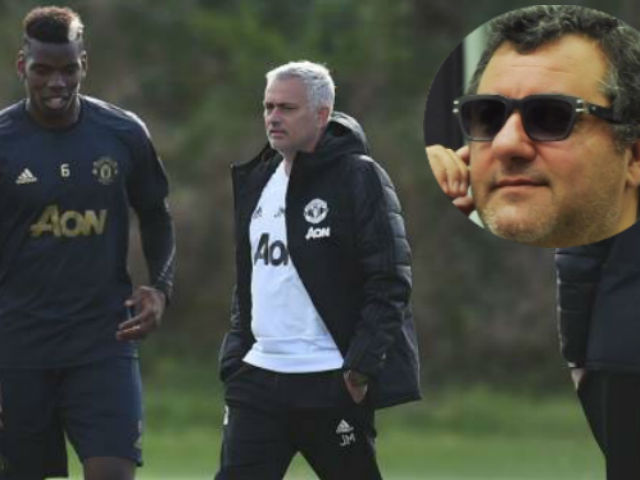 Pogba plans to scratch the