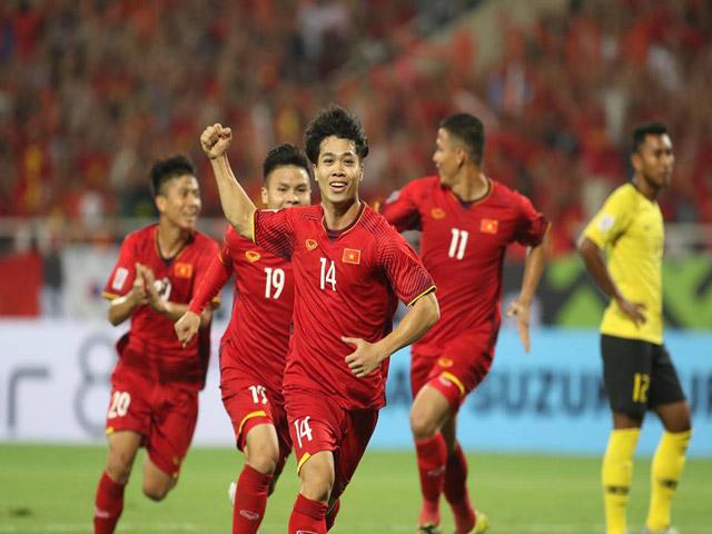 Việt Nam so kè Thái Lan AFF Cup: Phòng ngự số 1 đấu hàng công đỉnh nhất