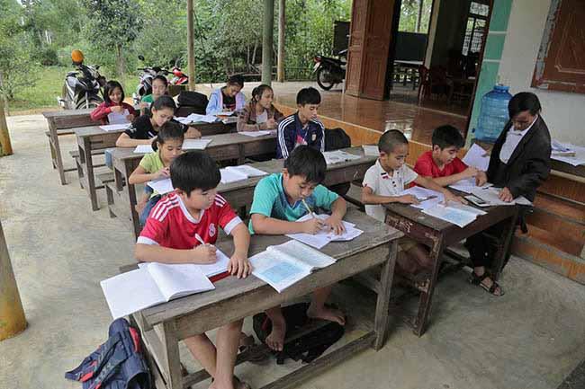 Village schools