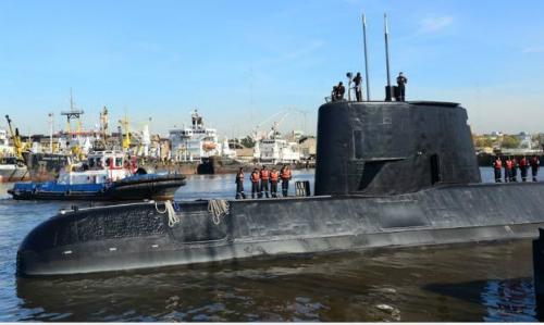Điều kinh hoàng xảy ra với tàu ngầm Argentina chìm cùng 44 thủy thủ - 1