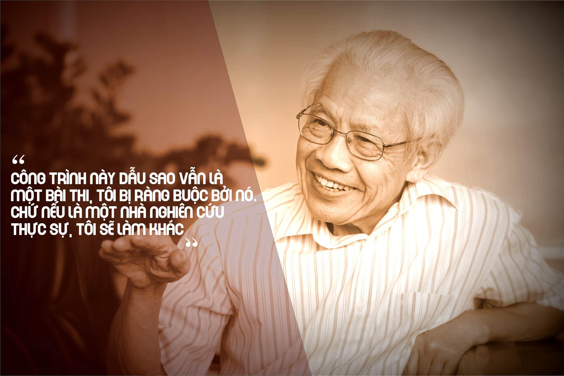 GS Hồ Ngọc Đại: Muốn tạo ra một thế hệ biết mình là ai và muốn gì - 6