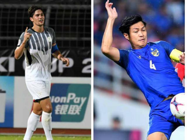 Đối thủ Việt Nam bán kết AFF Cup: Philippines cửa dưới muốn thắng Thái Lan