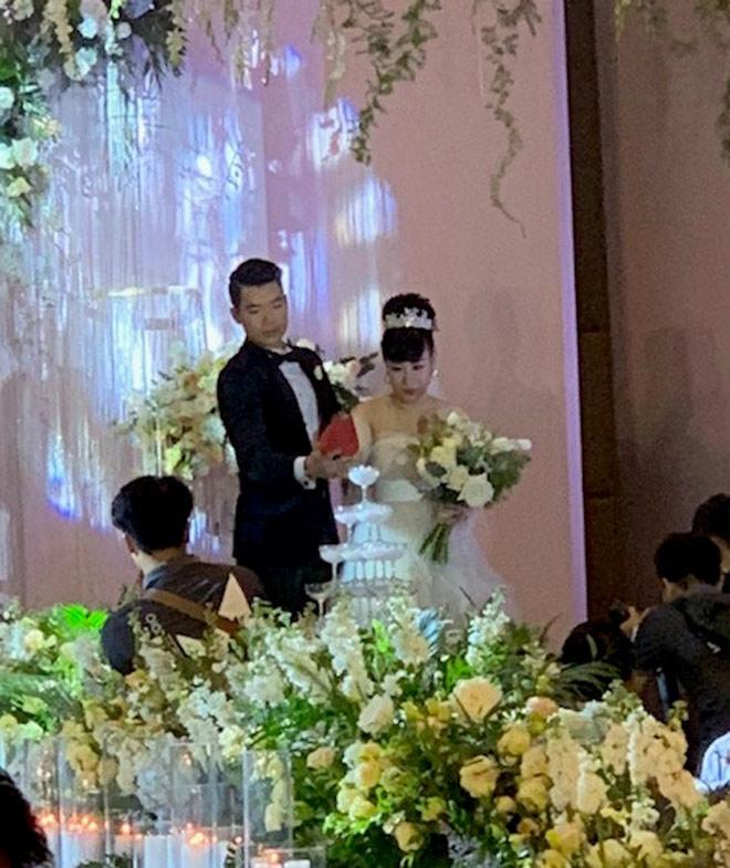 Sao Việt dự tiệc cưới 5 sao của Trương Nam Thành và nữ đại gia Hà Nội - 1