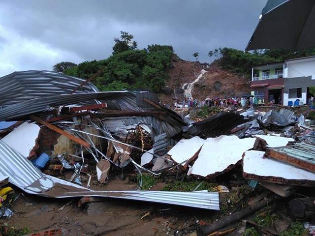 Tin tức trong ngày - Chưa hết năm 2018, thiên tai đã gây ra những hậu quả khủng khiếp