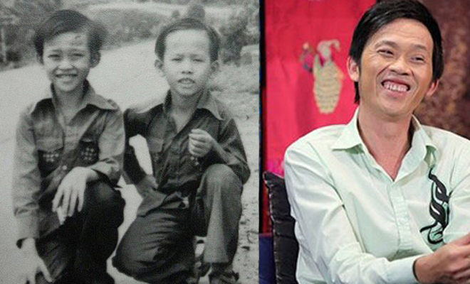 Ngỡ ngàng ảnh thuở học trò của Hoài Linh, Noo Phước Thịnh và loạt sao Việt - 1