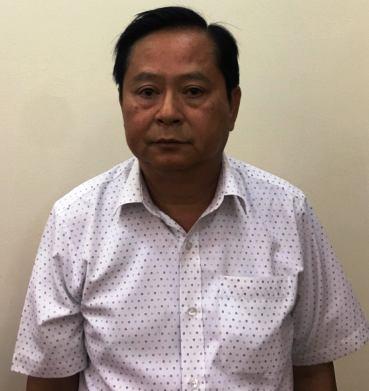 Nóng: Bắt tạm giam cựu Phó Chủ tịch UBND TPHCM Nguyễn Hữu Tín - 1