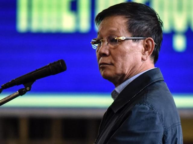 Ông Phan Văn Vĩnh trải lòng về tội lỗi khi làm Tổng cục trưởng