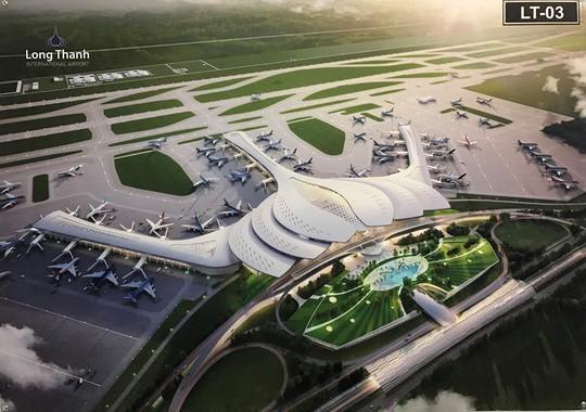 Chậm nhất năm 2025, sân bay Long Thành bắt đầu đón khách - 1
