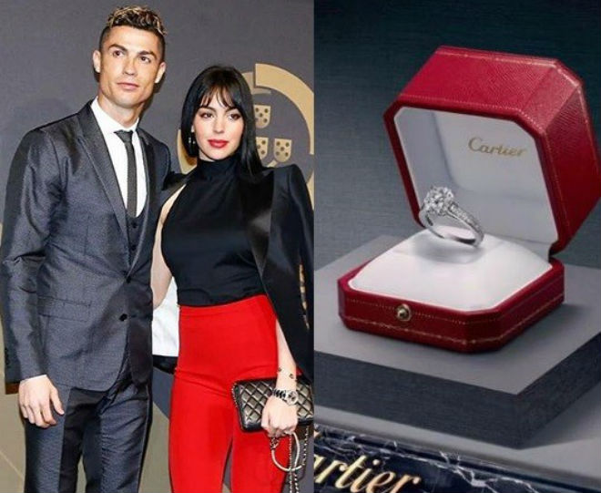 Waiting warm for Ronaldo's wedding, is attractive controversial photography - 1
