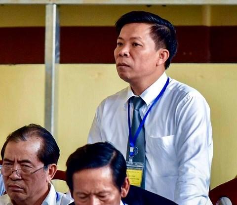 Phan Van Vinh: lawyer Le Van Thiep unexpectedly refused to read - 1