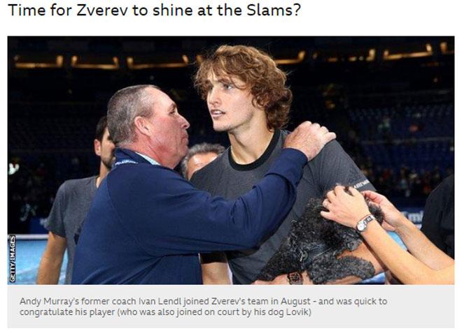 Zverev hạ Federer, Djokovic: Báo chí dự đoán sớm thống trị thế giới - 1