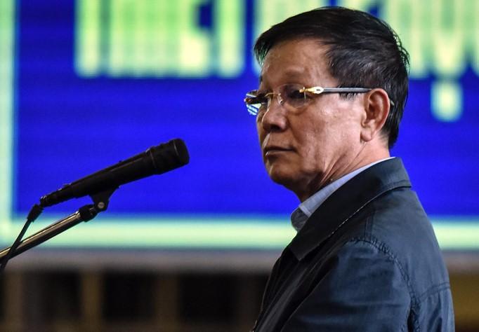 Ông Phan Văn Vĩnh trải lòng về tội lỗi khi làm Tổng cục trưởng - 1