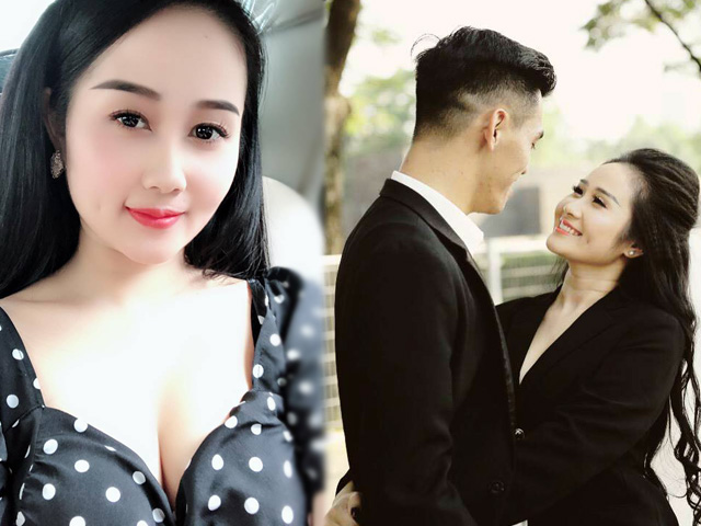 Tuyển thủ U23 Việt Nam có bạn gái giảng viên xinh đẹp thế này!