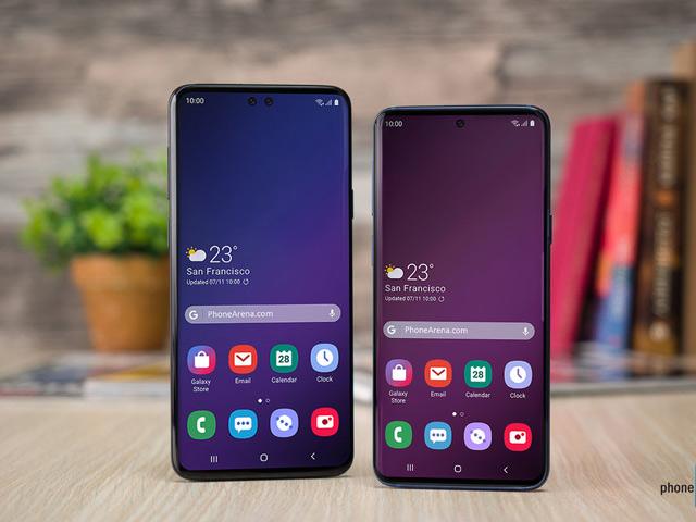 Galaxy S10 sẽ quay lại với màn hình phẳng, cỡ 5,8 inch