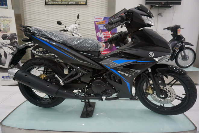 The latest update of 2019 Yamaha Exciter