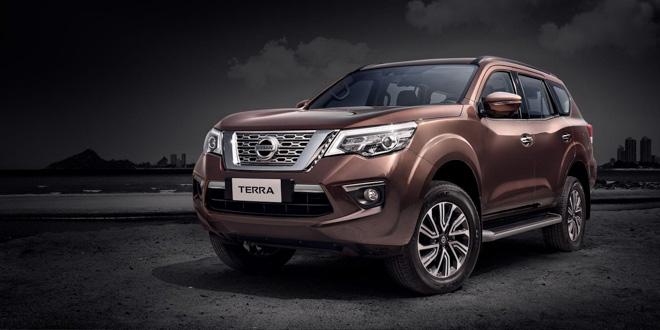 SUV 7 chỗ Nissan Terra ra mắt với giá bán chính thức tại Việt Nam từ 988 triệu đồng - 1