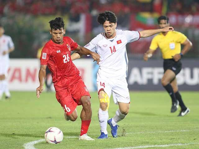 Myanmar - Việt Nam: Ăn miếng trả miếng, tiếc nuối mất bàn thắng (AFF Cup)