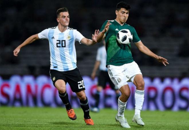 Nhận định bóng đá Argentina - Mexico: Không cần Messi vẫn hiên ngang giật cúp - 1