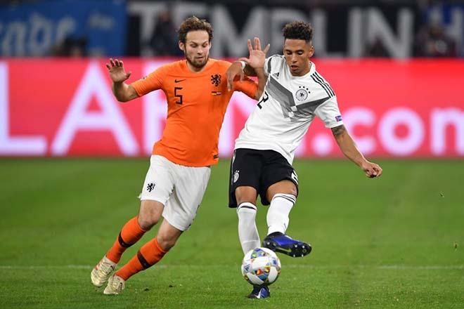 Đức - Hà Lan: 5 phút quả cảm giật ngay vé vàng - 1
