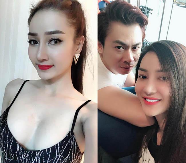 Mi Vân là vợ chưa cưới của nam ca sĩ Hồ Việt Trung. Cả hai đã có chung với nhau một cô con gái 3 tuổi. Mi Vân sở hữu gương mặt khả ái, dáng vóc đẹp, cùng với đó là gu thời trang gợi cảm.