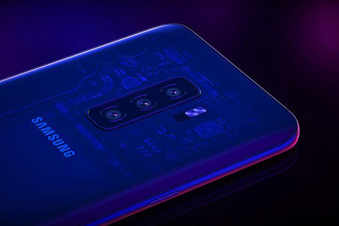 Vai trò của camera thứ 4 trên biến thể 5G của Galaxy S10 là gì? - 1