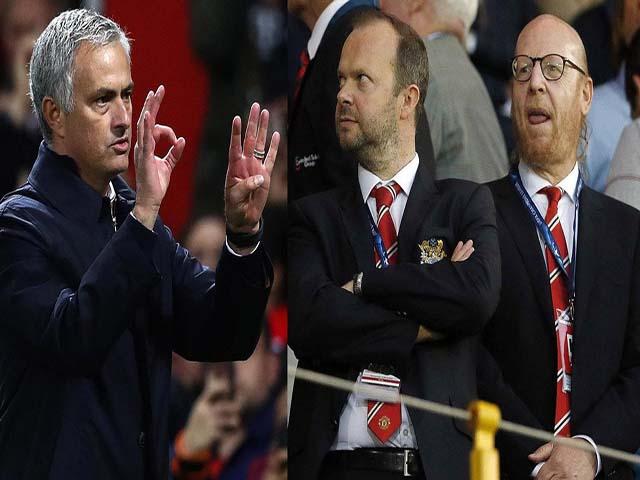"""Đại họa cho Mourinho: MU """"bốc hơi"""" 300 triệu bảng, ông chủ Mỹ cấm mua sắm"""