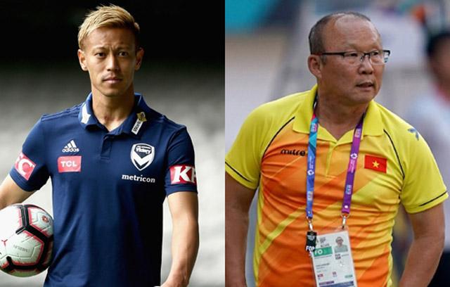 Việt Nam đấu Campuchia: Báo Hàn sôi sục chờ Park Hang Seo so tài Honda - 1