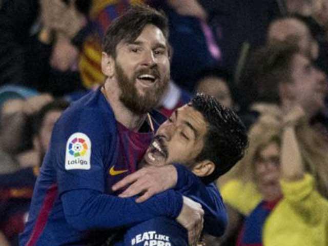 """Barca đại chiến Atletico: Messi - Suarez & ác mộng của """"bức tường sắt"""""""