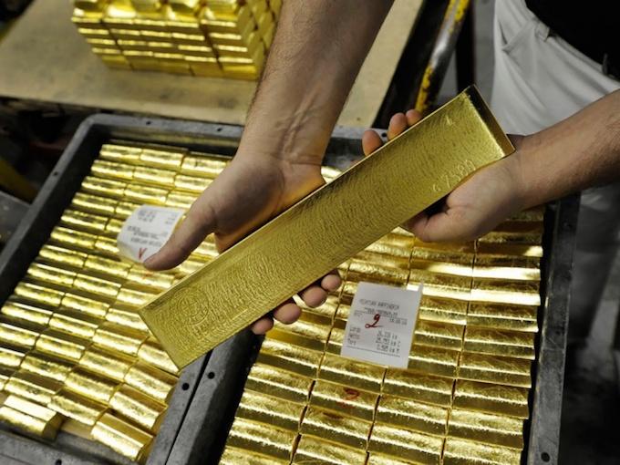 Giá vàng hôm nay 23/11: Vàng chớp cơ hội tăng cao - 1