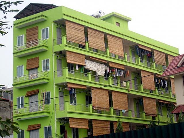 """Đề xuất cấm xây dựng """"chung cư hộp diêm"""""""