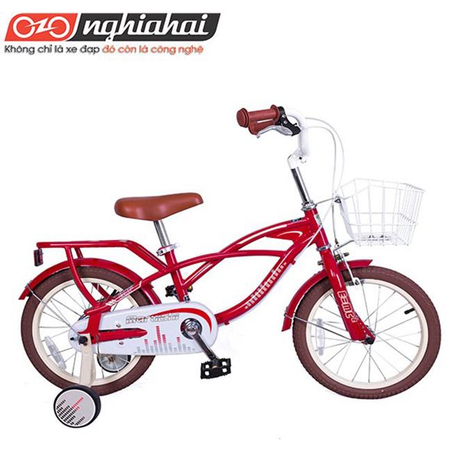 Bu lông, Ốc vít chống gỉ sét – Tiêu chuẩn độc nhất của xe đạp trẻ em Maruishi Nhật Bản - 1