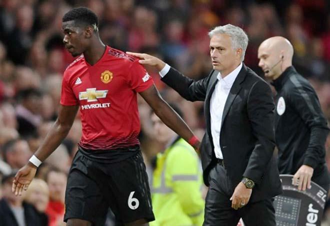"""Mourinho muốn """"thuần hóa"""" Pogba: Cần bàn tay """"hung thần"""" Ibrahimovic - 1"""