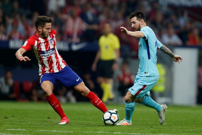Atletico Madrid – Barcelona: Costa đấu Messi, đại chiến vì ngôi đầu - 1