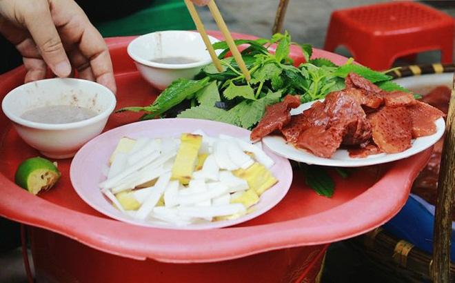Những món ăn chơi ngon hết xảy chốn Hà thành - 1
