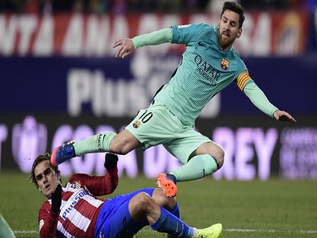 """Dự đoán tỷ số vòng 13 La Liga: Chờ Messi """"gánh"""" Barca đại chiến Atletico"""