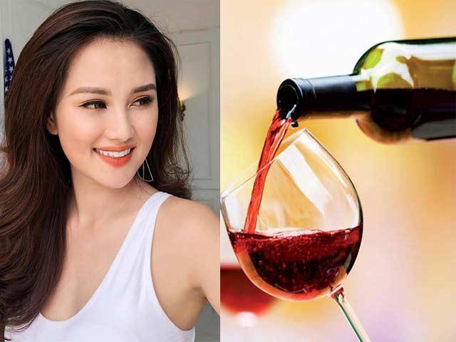 BTV xinh nhất VTV Huyền Châu uống thứ này mỗi tối để da và dáng đẹp