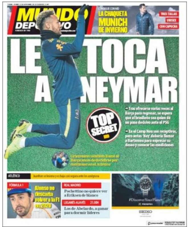 Barca – Messi ra 3 yêu sách đón Neymar trở về: Real nếm trái đắng - 1