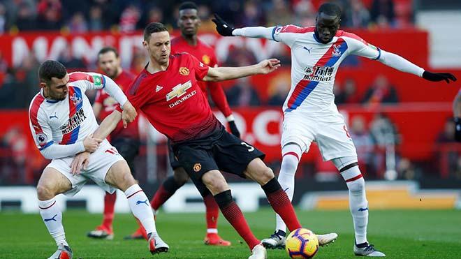 MU - Crystal Palace: 2 bàn thắng khước từ & màn tra tấn nghẹt thở - 1