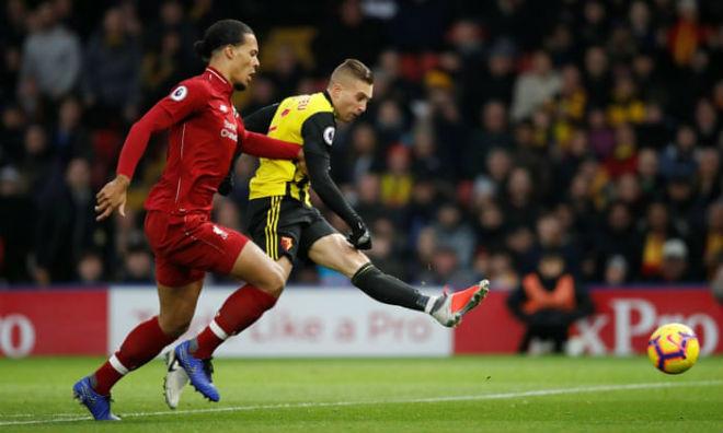 Watford - Liverpool: Rực sáng siêu sao vẫn chịu tổn thất - 1