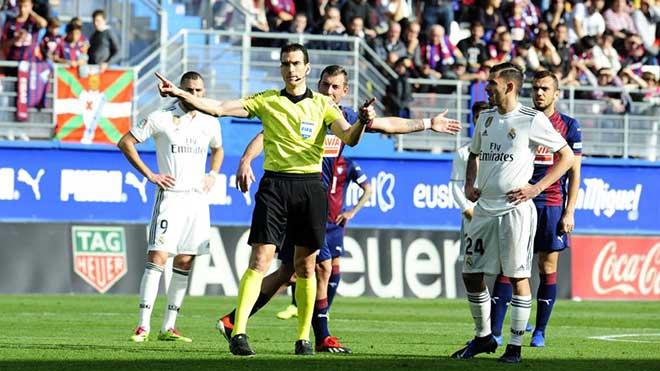 """Real Madrid thua thê thảm: """"Cơn ác mộng"""" từ công nghệ VAR - 1"""