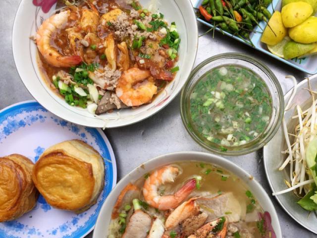 Điểm mặt những quán ăn có tiếng lâu đời ở Sài Gòn
