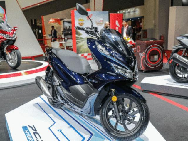 Honda PCX Hybrid to Malaysia, over 25 million in Vietnam