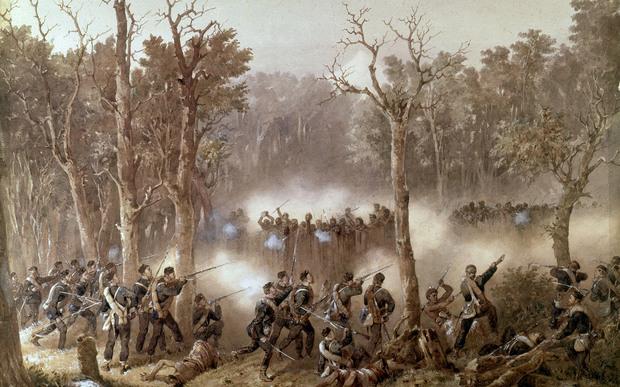 Trận 2.000 lính viễn chinh Anh bị 235 chiến binh thổ dân đánh tơi bời - 1