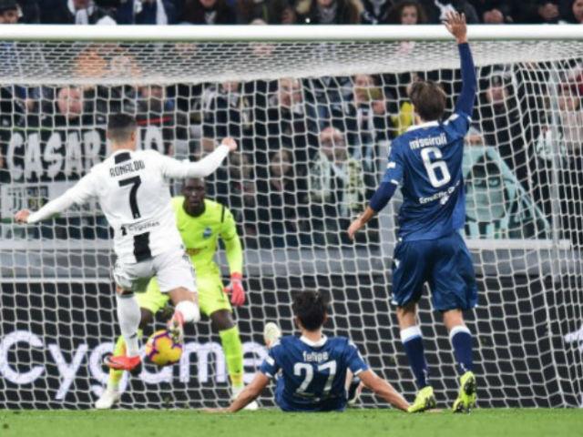 Juventus - SPAL: Ronaldo nhảy múa, định đoạt chớp nhoáng