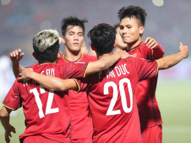 Việt Nam nhất bảng A: Hưởng lợi bán kết vì luật AFF Cup như cúp C1