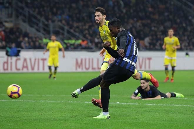 Inter Milan - Frosinone: 2 ngôi sao hủy diệt & cuộc đua tử thần - 1