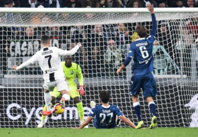 Juventus - SPAL: Ronaldo nhảy múa, định đoạt chớp nhoáng - 1